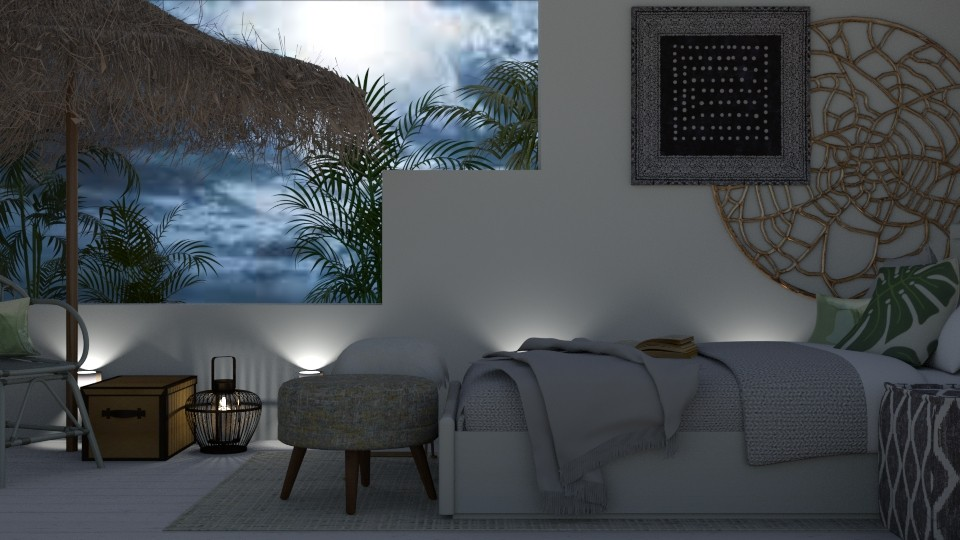 Island Night - Global - Bedroom - by stephendesign