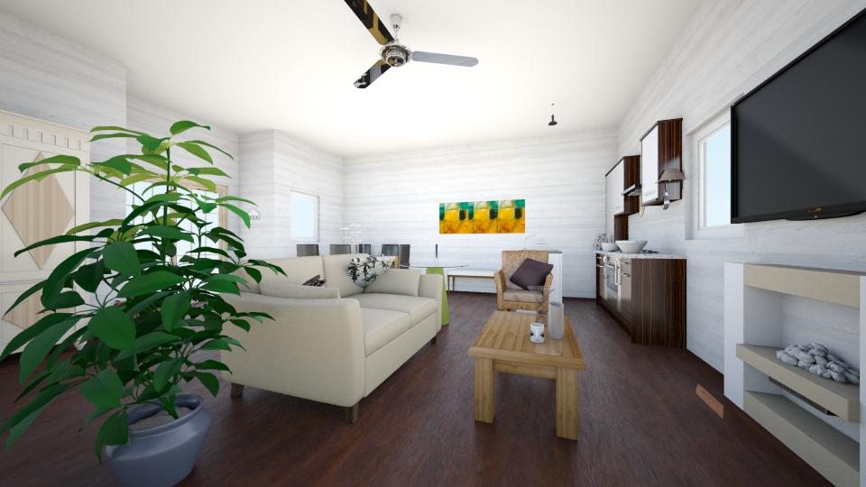 My dream living room - Living room - by averi jopling
