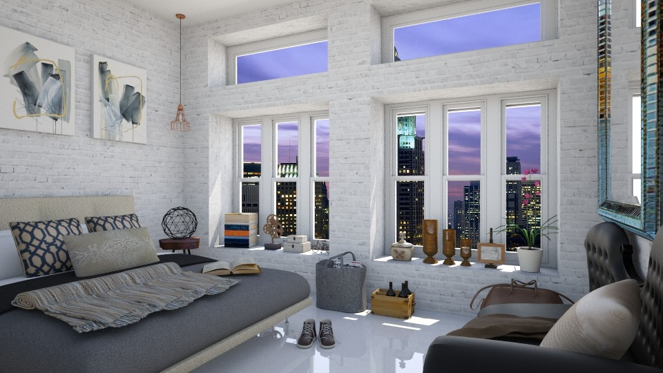 opl - Bedroom - by Kamale
