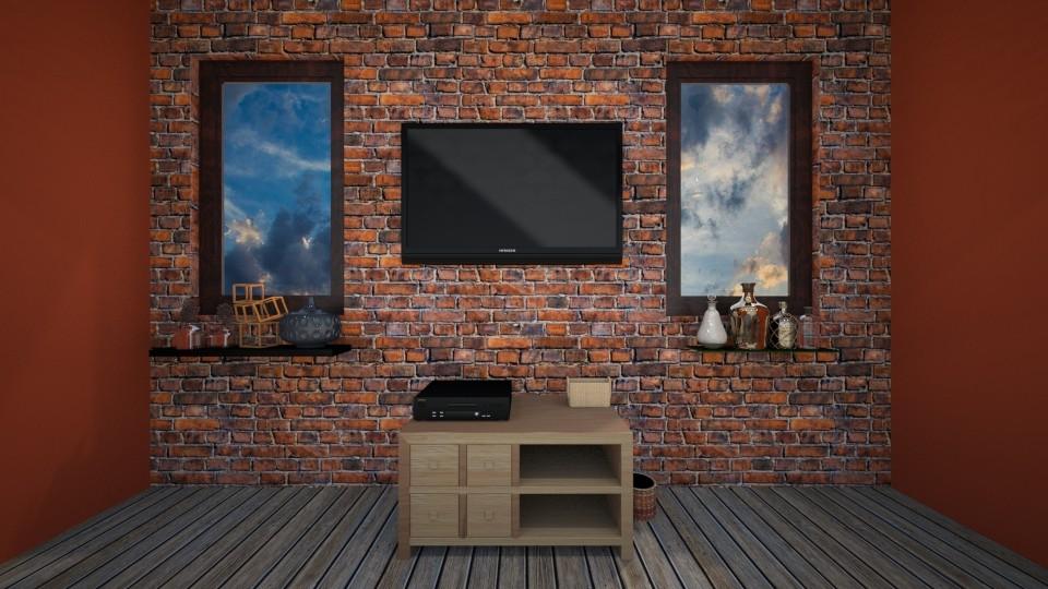 Design 22 - Living room - by Crazy cat girl 10