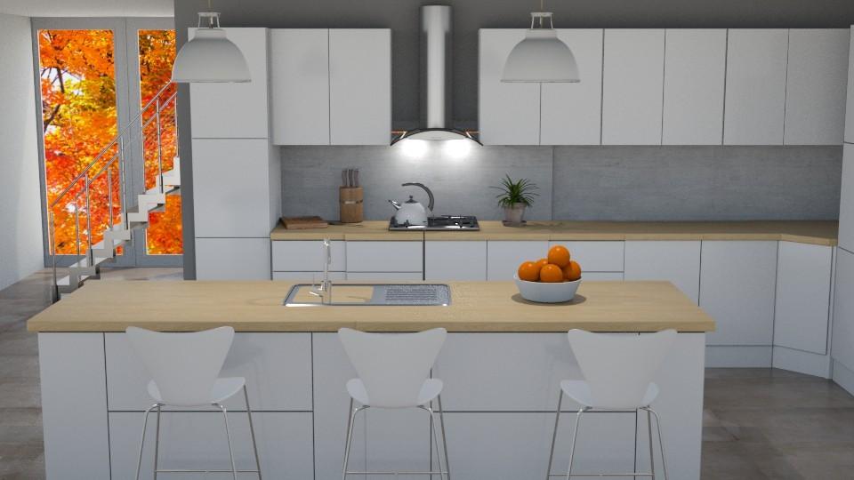 Kitcchen - Kitchen - by mrode21
