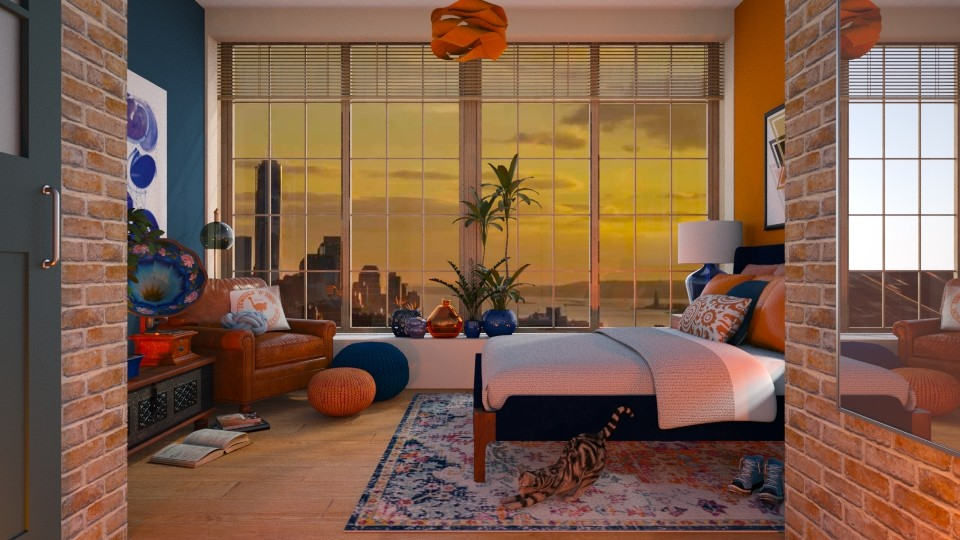 O_B Bedroom - Bedroom - by rachaelp636