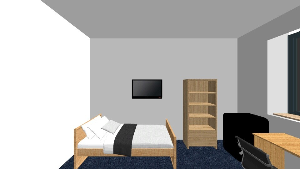 room - Classic - Bedroom - by Denisa_Roxana_08