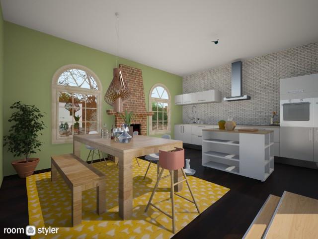 Kitchen  - Kitchen - by NatalieH