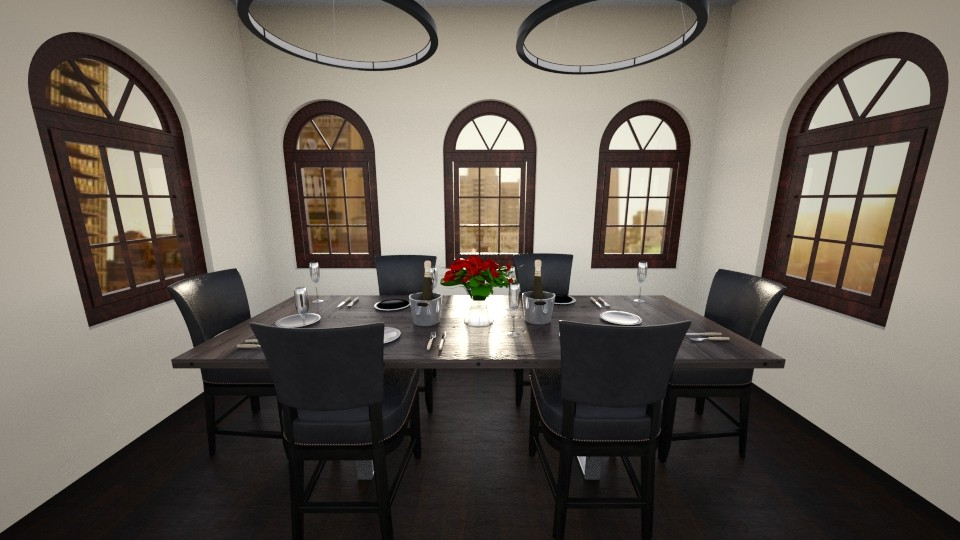 modern Dining - Modern - Dining room - by The vamps lover