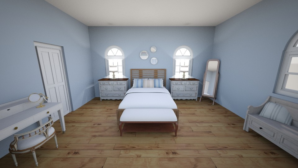 Bedroom - Classic - Bedroom - by aubriconradt820