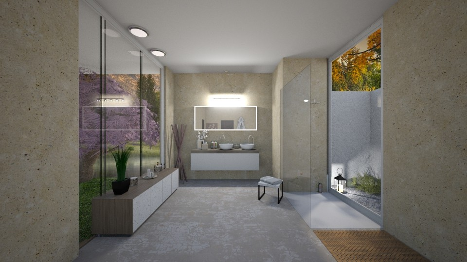 Bathroom  - Modern - Bathroom - by Savina Ivanova