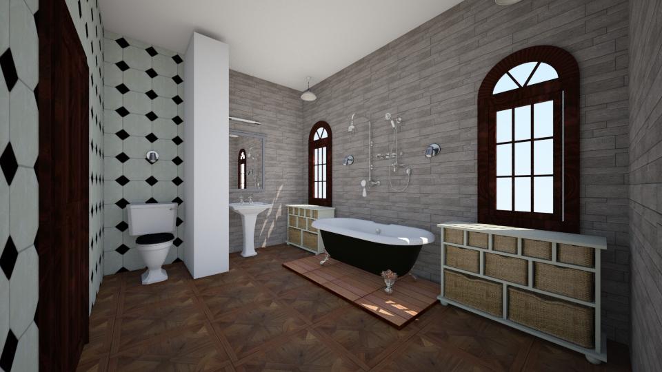 megabath - Bathroom - by MarquiGames