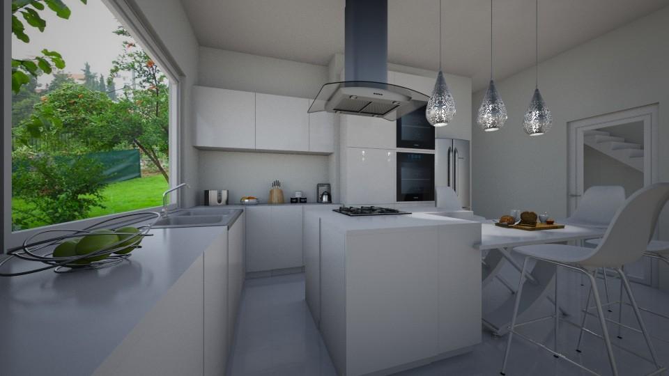 kitchen - Kitchen - by __Nikoletta__