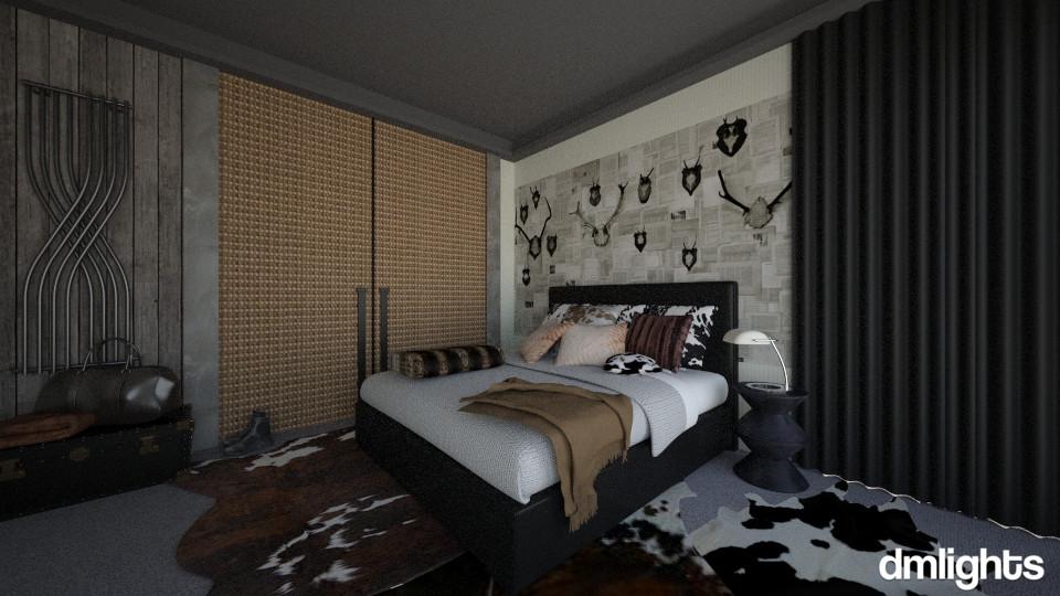 Londinese - Bedroom - by DMLights-user-1162805