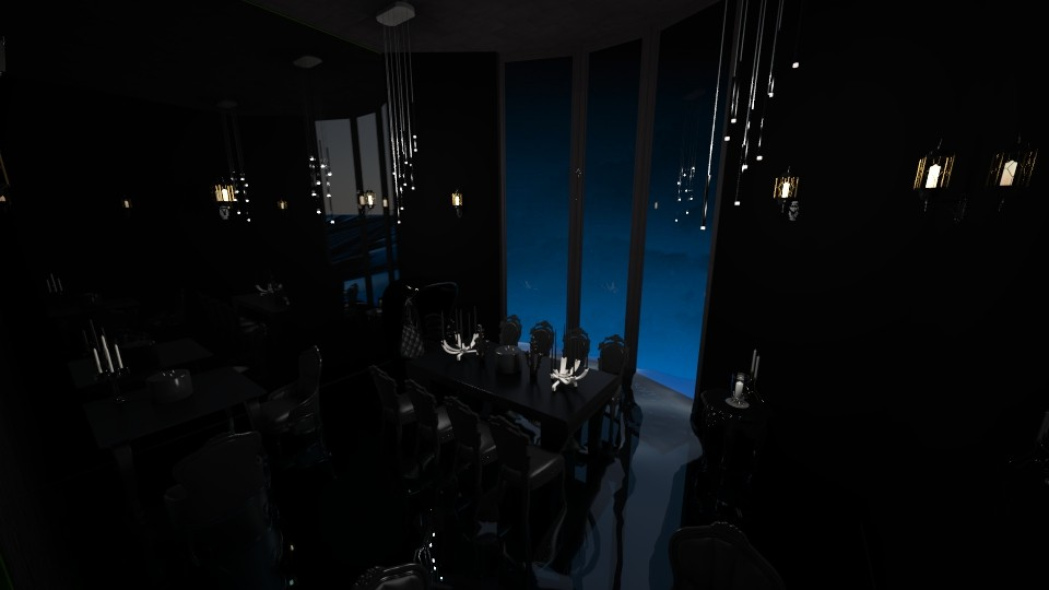 108 - Dining room - by Jade Autumn