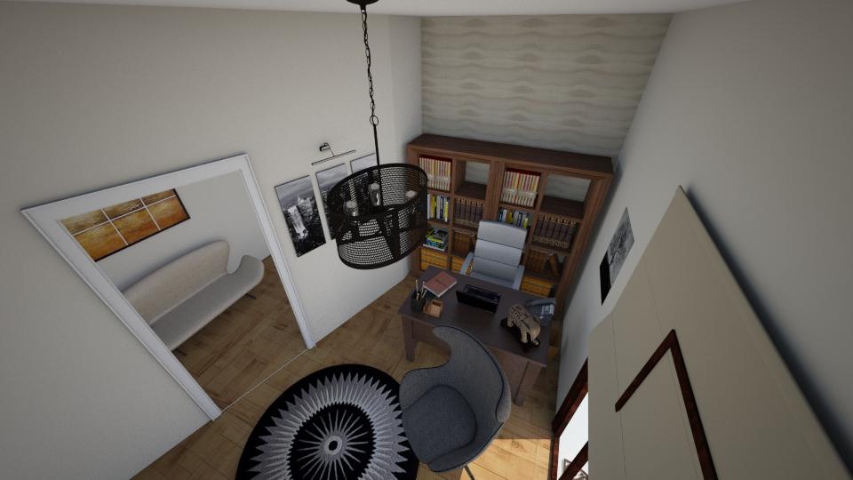 Marias test 1 - Office - by Georgia Perrou
