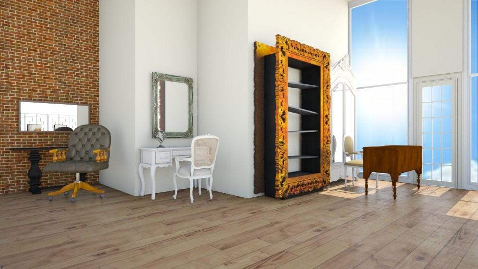 aaa - Living room - by garryandreas