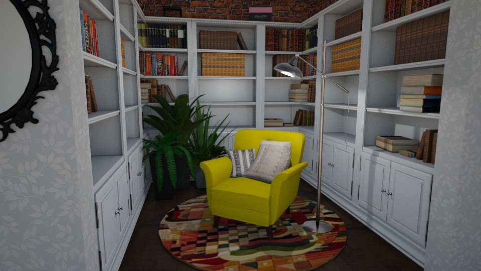 bookcase - by julia200233