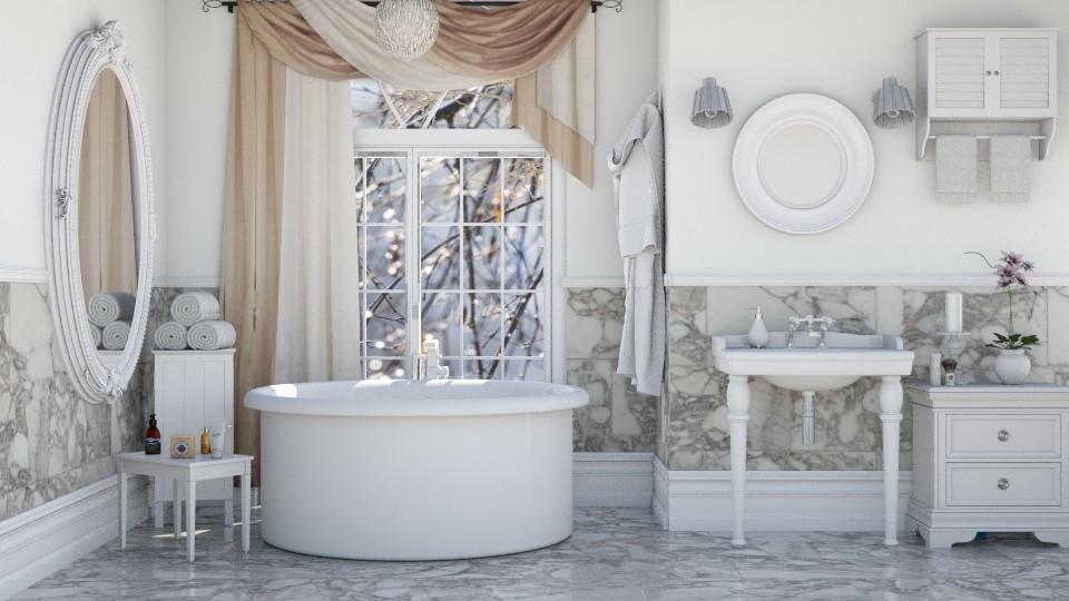 Freestanding - Bathroom - by Liu Kovac