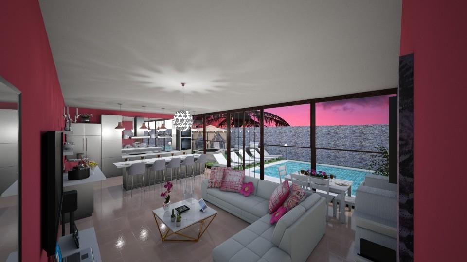djsow - Modern - Living room - by kellynazha