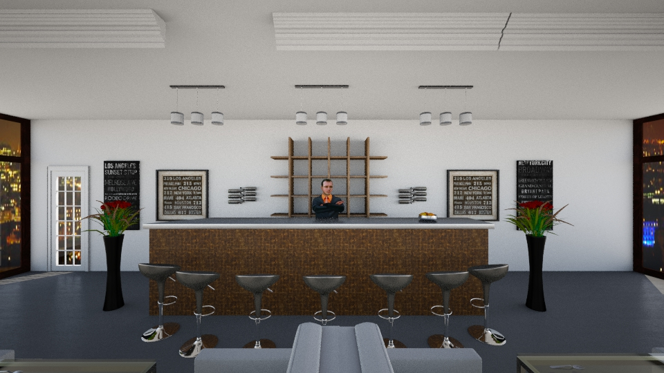 restaurant - by Angela13