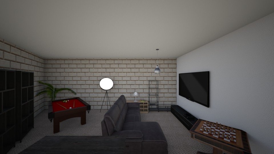 man cave - by suomi25