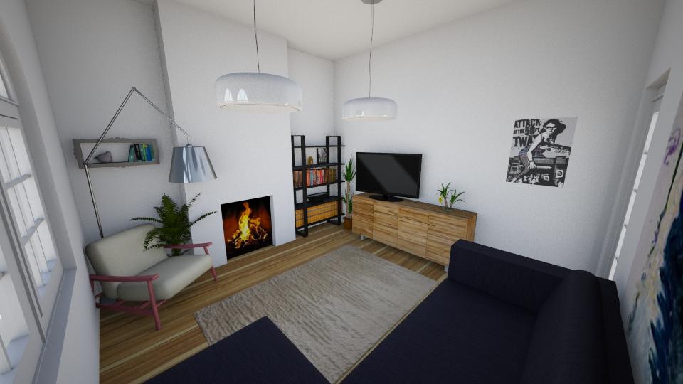 102 Bush Road - Living room - by rachelbbridge