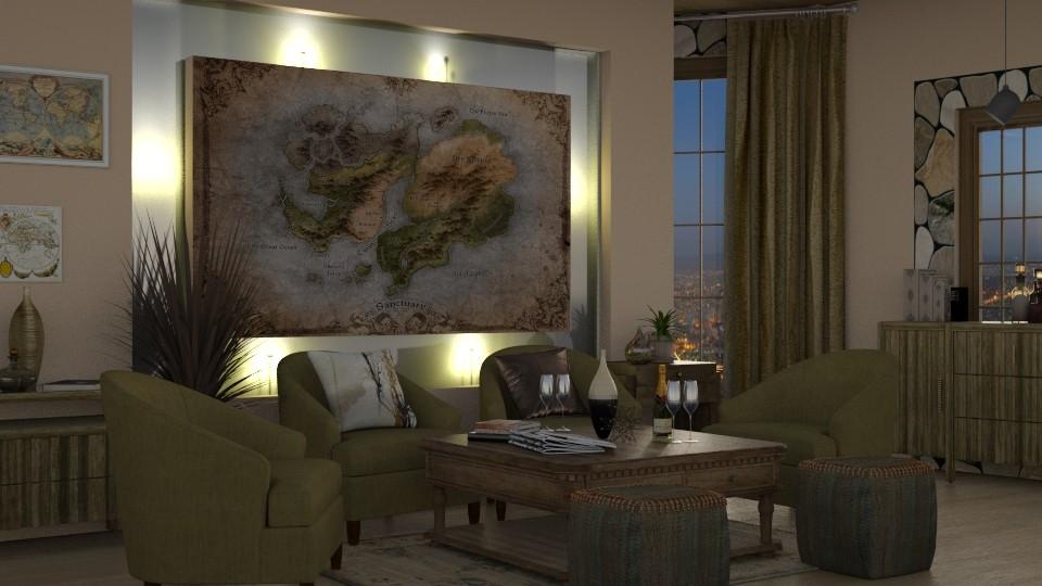 Lounge - by ZsuzsannaCs
