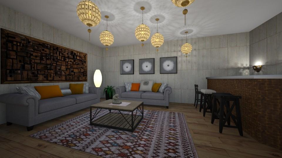 Bohemian Room111 - by VesnaSna
