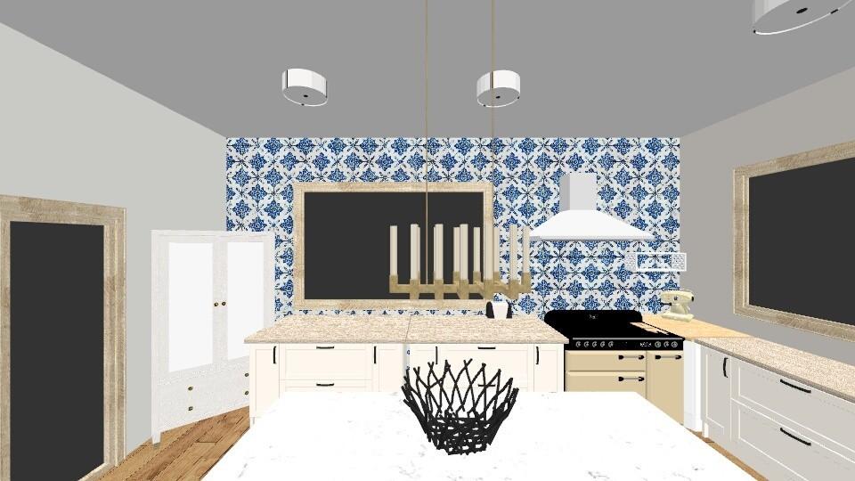 salon - Living room - by ilonaolga