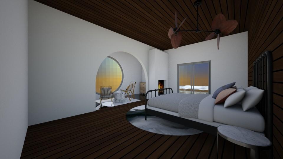 Suite - Bedroom - by pandabearjames