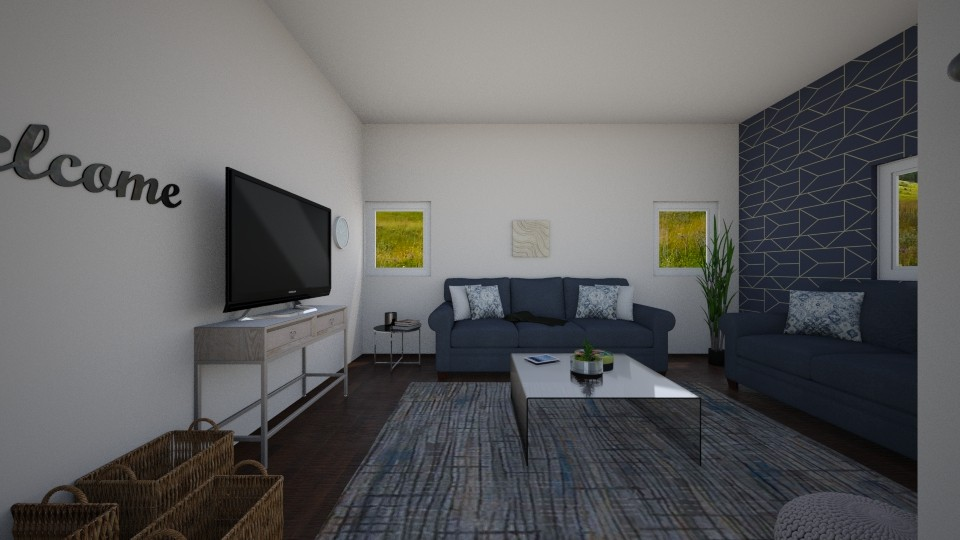 Comfortable Living Room  - Living room - by RAF2024
