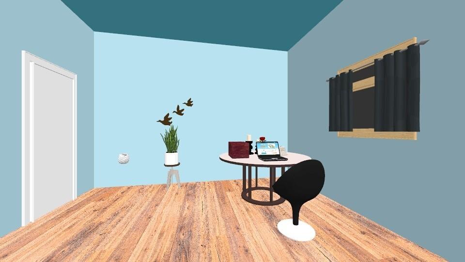 Your Room Floor Plan - by MaryamDiao