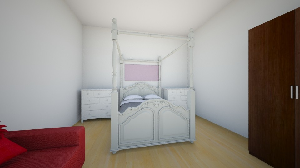 New House - Bedroom - by Winner168