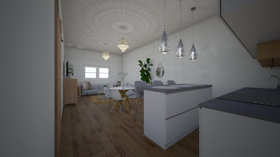 Apartment 3 - by elisaaaa