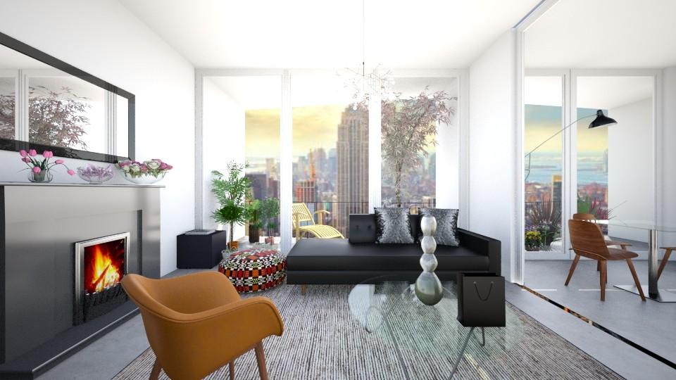 liviing - Living room - by andaq