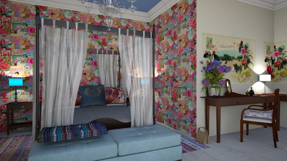 bohemian - Bedroom - by macus