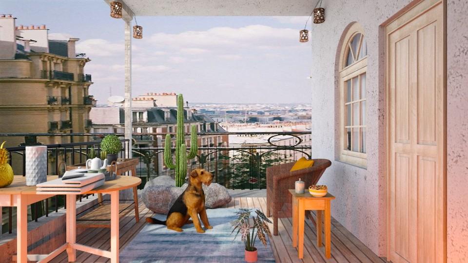 Paris - by jasmin_jasmin