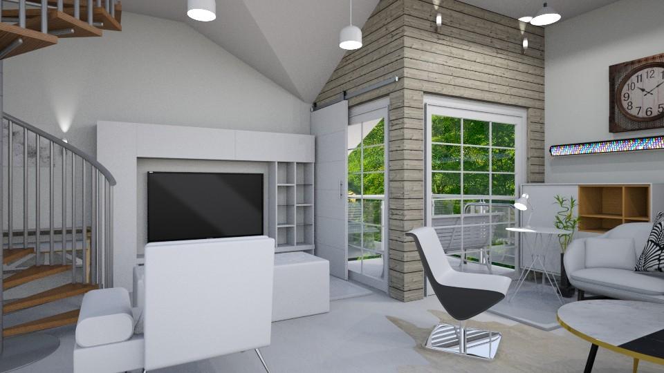 Summer Preperation - Modern - Living room - by RedPandaRooms