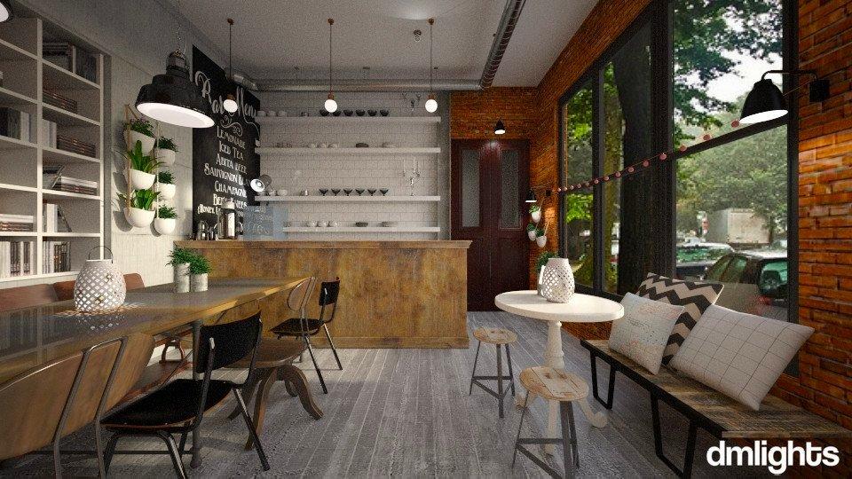 NOLITA CAFE - by nenaa