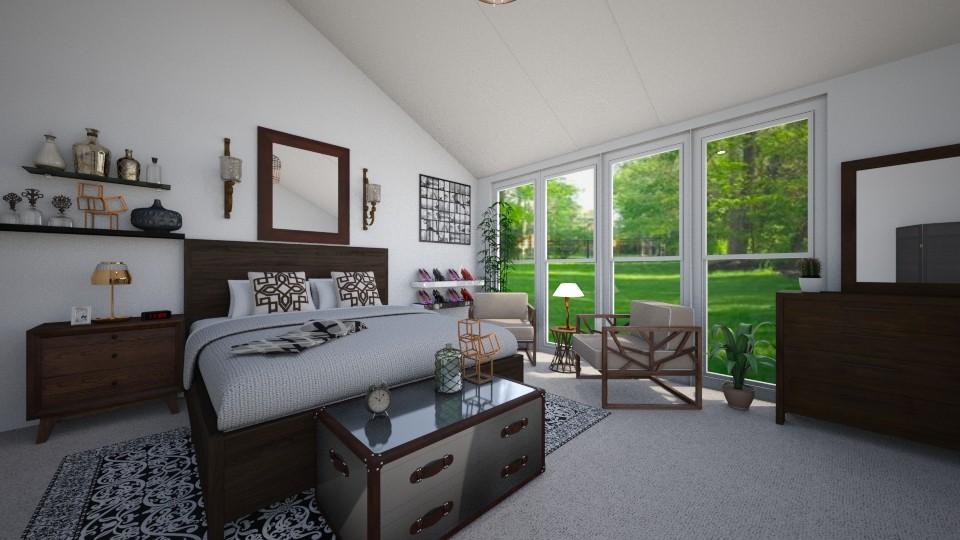 wood wonder - Bedroom - by Lot Parker