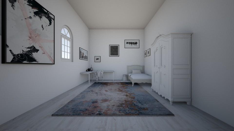just a room - Bedroom - by annejadetjenl