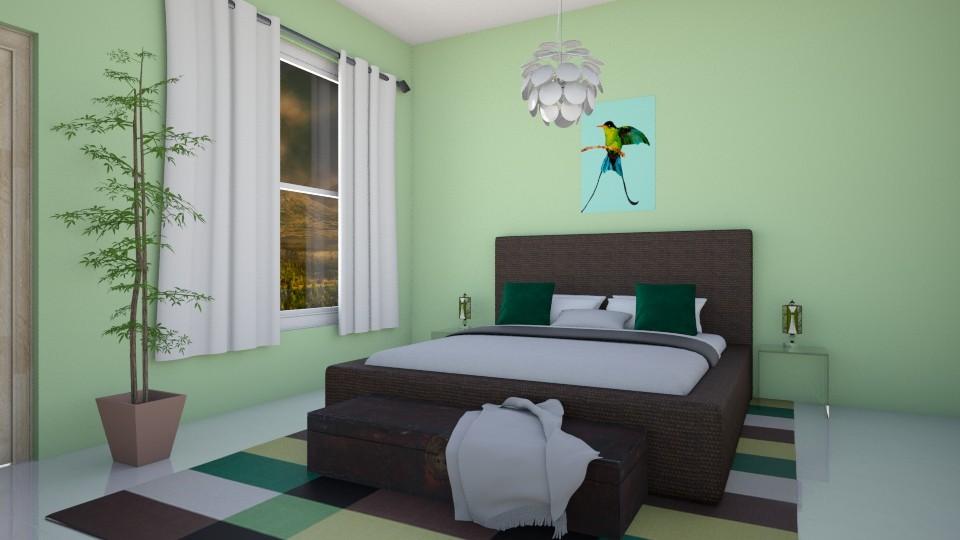 Bedroom - Bedroom - by Agni Samil