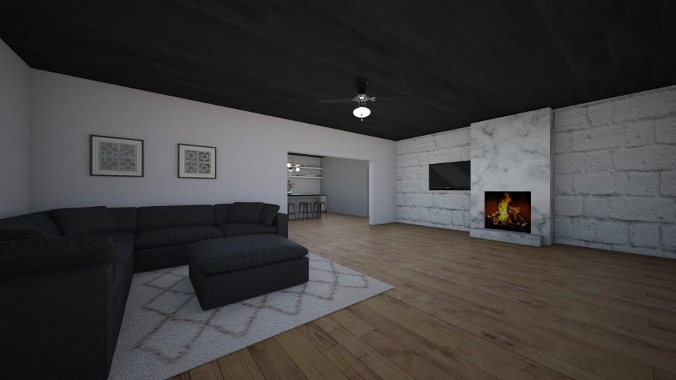 Living Room - Living room - by BrynnWisse