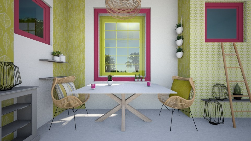 Simple - Kitchen - by ArtHousedeco