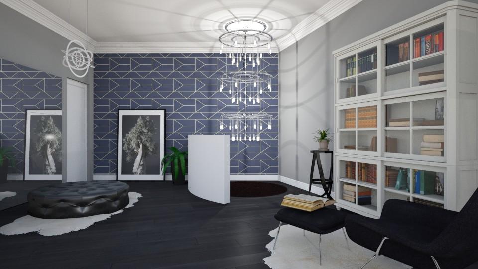 calomfirescu etaj - Bedroom - by oanav