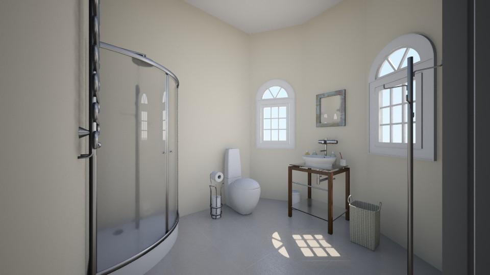 Dreamhouse 1 - Bathroom - by Lauramv_4ever