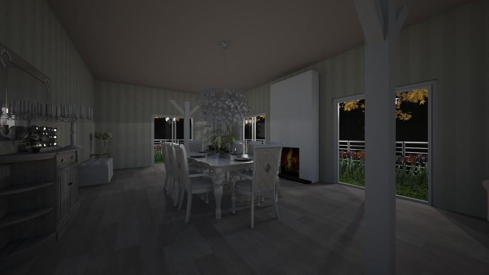 dining room - Dining room - by joja12345678910