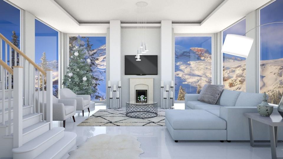 winter wonderland - by nabilacandra
