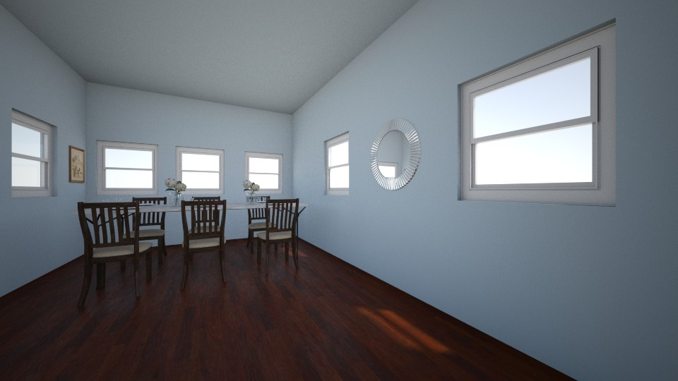 Cozy Dining room - Dining room - by Fixer Upper Rules