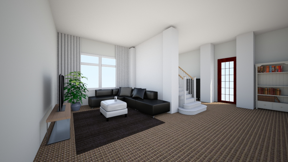 Skyling Series I - Modern - Living room - by can264