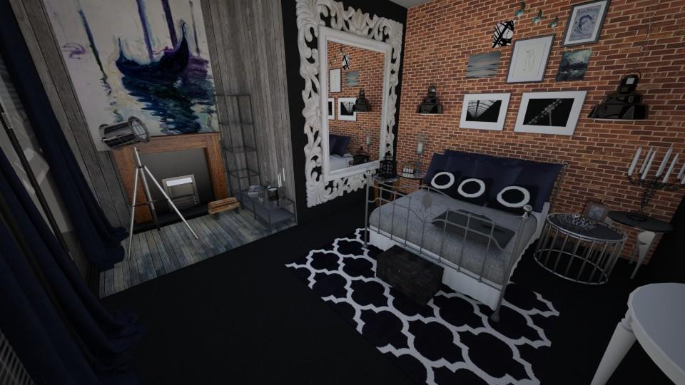 rustic rustic - Rustic - Bedroom - by deadgarden