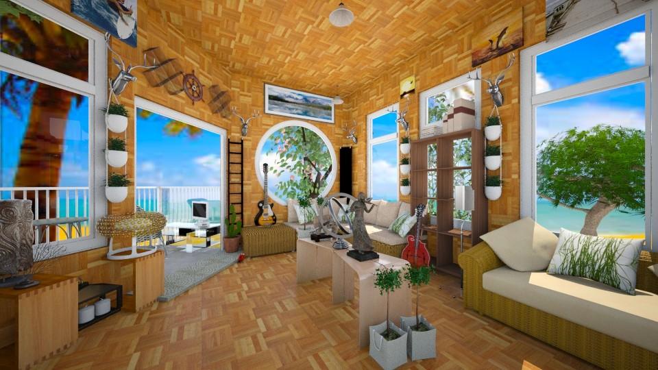 LA SALA DE DESCANO - Living room - by juan jose ramirez