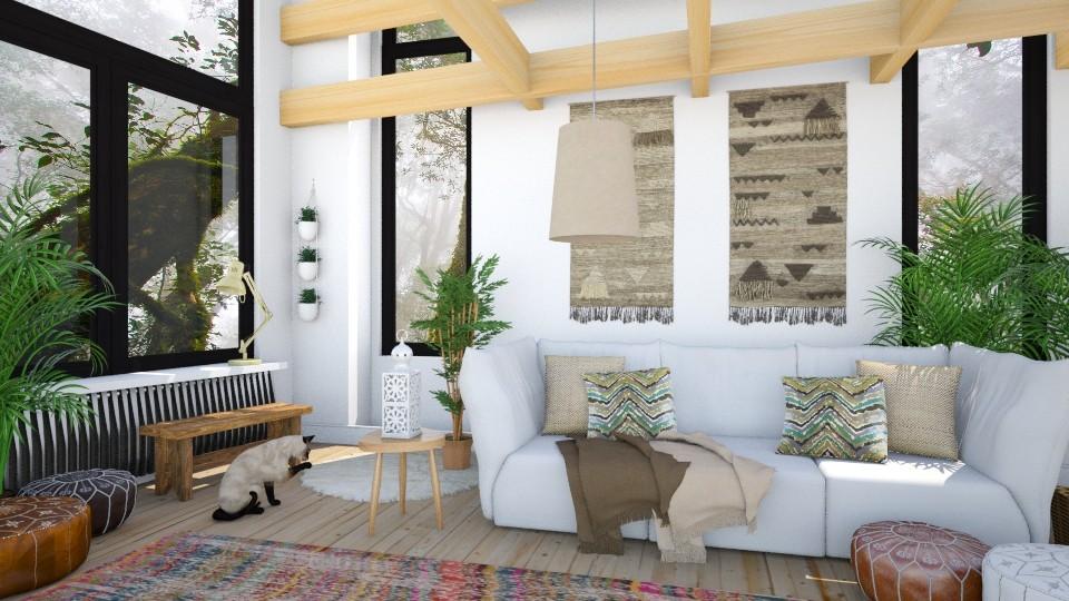 Jazzy - Living room - by Fairlight